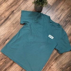 Vans Off the Wall Custom Fit Tee Shirt